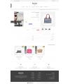 قالب کیف پرستاشاپ قالب های تجاری پرستاشاپ