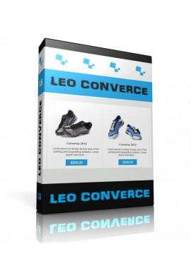 قالب leo converse پرستاشاپ قالب های تجاری پرستاشاپ