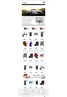 قالب متالیک پرستاشاپ قالب های تجاری پرستاشاپ