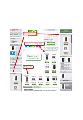 ماژول لوازم جانبی پرستاشاپ ماژول های تبلیغاتی پرستاشاپ