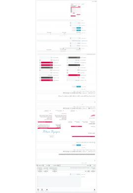 ماژول فاکتور پیشرفته پرستاشاپ ماژول های بخش کاربری پرستاشاپ