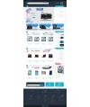 قالب البرز پرستاشاپ قالب های تجاری پرستاشاپ